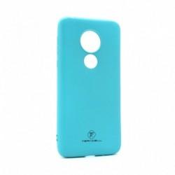 Futrola za Motorola Moto G7 Power leđa Giulietta - mat svetlo plava