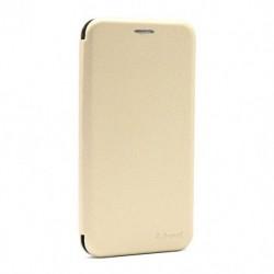 Futrola za Motorola Moto E6 plus/E6s preklop bez magneta bez prozora iHave - zlatna