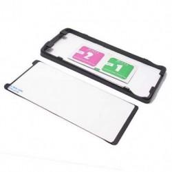 Zaštitno staklo za Samsung Galaxy Note 8 (zakrivljeno 3D) Mini pun lepak - crna