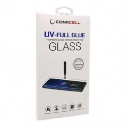 Zaštitno staklo za Samsung Galaxy S10 Plus (zakrivljeno 3D) Mini UV pun lepak A+ - Providna