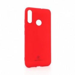 Futrola za Motorola Moto E6 plus/E6s leđa Giulietta - mat crvena