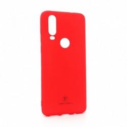 Futrola za Motorola One Action leđa Giulietta - mat crvena