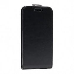 Futrola za iPhone 7/8/SE (2020)/SE2 preklop gore bez prozora Flip - crna