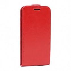 Futrola za Samsung Galaxy A10 preklop gore bez prozora Flip - crvena