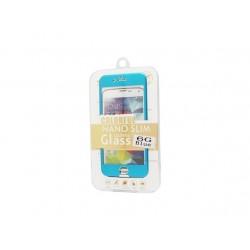 Zaštitno staklo za iPhone 6/6s Titanium 2 u 1 - plava