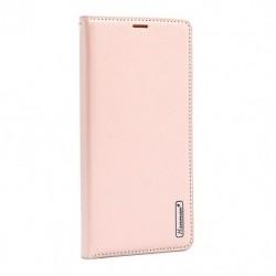 Futrola za Huawei Mate 30 preklop bez magneta bez prozora Hanman - svetlo roza