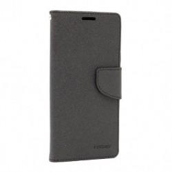 Futrola za Motorola Moto E6 plus/E6s preklop sa magnetom bez prozora Mercury - crna