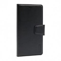 Futrola za iPhone 7 Plus/8 Plus preklop sa magnetom bez prozora Hanman - crna