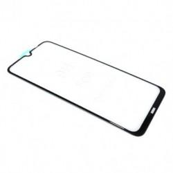 Zaštitno staklo za Xiaomi Redmi Note 8 (zakrivljeno 5D) pun lepak - crna