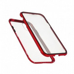 Futrola za iPhone 11 oklop Magnetic exclusive 360 - crvena
