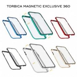 Futrola za Xiaomi Redmi Note 8 Pro oklop Magnetic exclusive 360 - srebrna