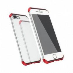 Futrola za iPhone 7 Plus/8 Plus oklop Magnetic Full glass 360 - crvena