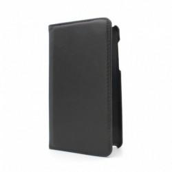 Futrola za Huawei MediaPad T3 7.0 preklop bez magneta bez prozora Flip rotirajuća - crna