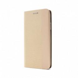Futrola za Samsung Galaxy A30s/A50/A50s preklop bez magneta bez prozora GentlemanG - zlatna