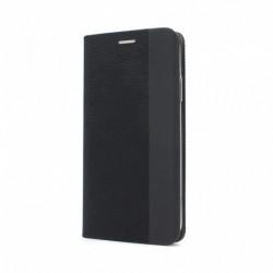 Futrola za Samsung Galaxy A71 preklop bez magneta bez prozora GentlemanG - crna