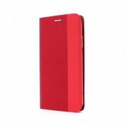 Futrola za Samsung Galaxy A71 preklop bez magneta bez prozora GentlemanG - crvena