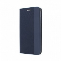 Futrola za Samsung Galaxy A71 preklop bez magneta bez prozora GentlemanG - teget