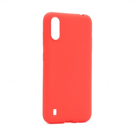 Futrola za Samsung Galaxy A01 leđa Gentle color - crvena