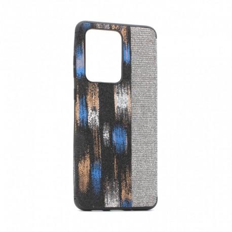 Futrola za Samsung Galaxy S20 Ultra leđa GrittyG - crno-siva
