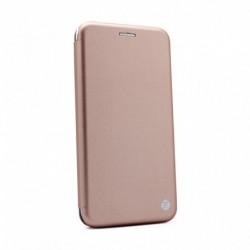Futrola za Motorola One Macro/G8 Play preklop bez magneta bez prozora Teracell flip - roza