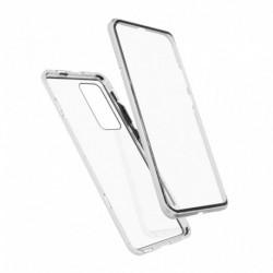 Futrola za Huawei P40 Pro oklop Magnetic exclusive 360 - srebrna