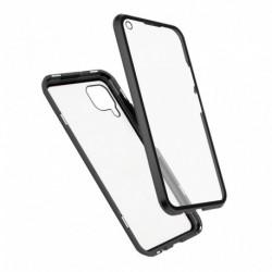 Futrola za Xiaomi Redmi Note 9S/9 Pro/9 Pro Max oklop Magnetic exclusive 360 - crna
