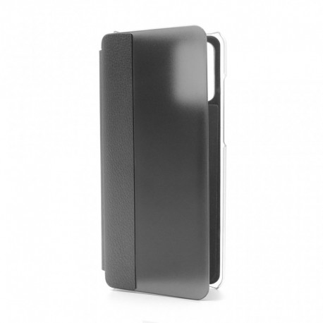 Futrola za Samsung Galaxy S20 Plus/S20 Plus 5G preklop bez magneta bez prozora View window - crna