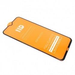 Zaštitno staklo za Xiaomi Redmi Note 8 (zakrivljeno 11D) pun lepak - crna