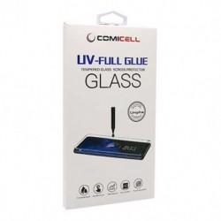 Zaštitno staklo za Samsung Galaxy S10 (zakrivljeno 3D) Mini UV pun lepak A+ - providna
