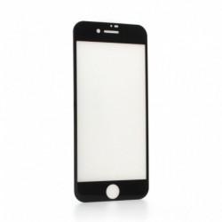 Zaštitno staklo za iPhone 7/8 (zakrivljeno 21D) pun lepak G - crna