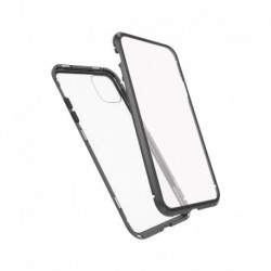 Futrola za iPhone 11 Pro Max oklop Magnetic exclusive 360 - crna