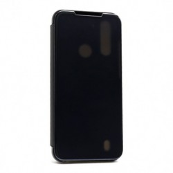 Futrola za Motorola Moto G8 Power Lite preklop bez magneta bez prozora Clear view - crna