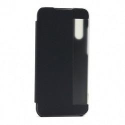 Futrola za Huawei P30 lite/Nova 4e preklop bez magneta sa prozorom View window2 - crna