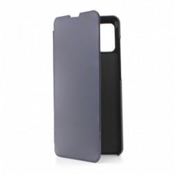 Futrola za Samsung Galaxy A41 preklop bez magneta bez prozora See - crna