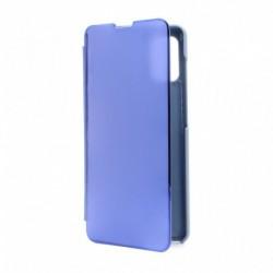 Futrola za Samsung Galaxy A41 preklop bez magneta bez prozora See - teget