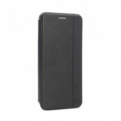 Futrola za iPhone 12 Pro Max preklop bez magneta bez prozora Teracell Leather - crna