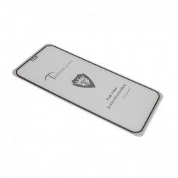 Zaštitno staklo za iPhone 12/12 Pro (2,5D) - crna