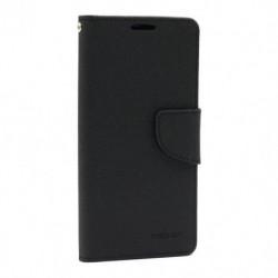 Futrola za Xiaomi Redmi Note 8 Pro preklop sa magnetom bez prozora Mercury - crna