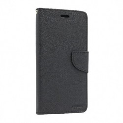 Futrola za Xiaomi Redmi Note 9S/9 Pro/9 Pro Max preklop sa magnetom bez prozora Mercury - crna
