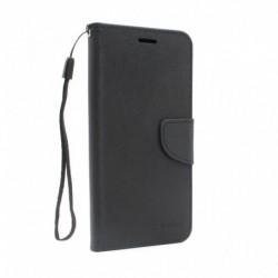 Futrola za Xiaomi Redmi 10X 4G/Note 9 preklop sa magnetom bez prozora Mercury - crna