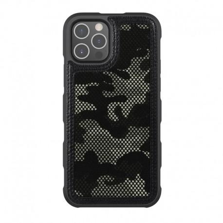 Futrola za iPhone 12 Pro Max leđa Nillkin Camo - crna