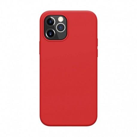 Futrola za iPhone 12/12 Pro leđa Nillkin Flex pure pro - crvena