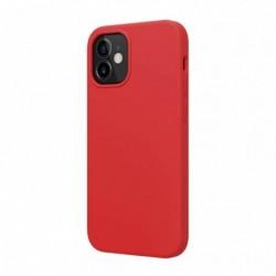 Futrola za iPhone 12 mini leđa Nillkin Flex pure pro - crvena