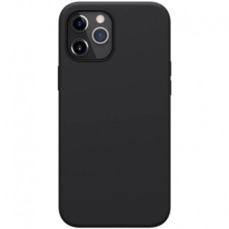 Futrola za iPhone 12 Pro Max leđa Nillkin Flex pure pro - crna