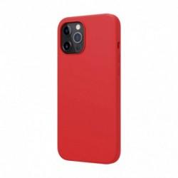 Futrola za iPhone 12 Pro Max leđa Nillkin Flex pure pro - crvena