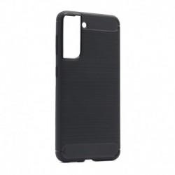 Futrola za Samsung Galaxy S21 Plus 5G leđa Brushed - crna