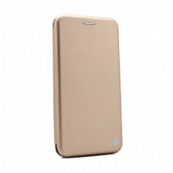 Futrola za Nokia 3.4 preklop bez magneta bez prozora Teracell flip - zlatna