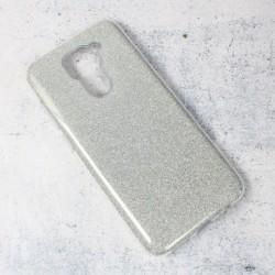 Futrola za Xiaomi Redmi 10X 4G/Note 9 leđa Crystal dust - srebrna