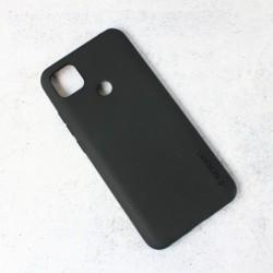 Futrola za Xiaomi Redmi 9C/9C NFC leđa Spigen silikon - crna