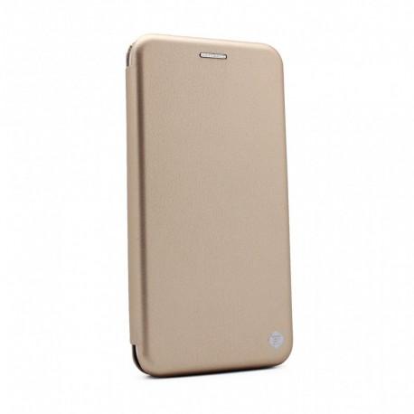 Futrola za Samsung Galaxy A52/4G/5G preklop bez magneta bez prozora Teracell flip - zlatna